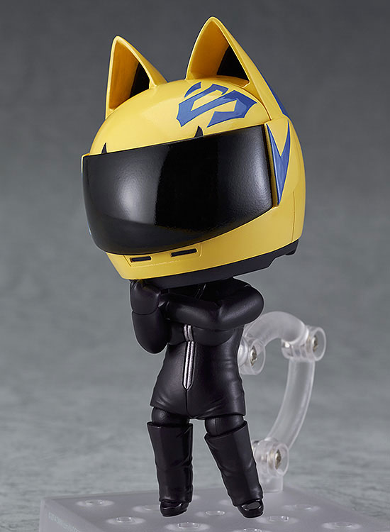 Prepare for Durarara!!x2 Ketsu with This Celty Sturluson Nendoroid 0001