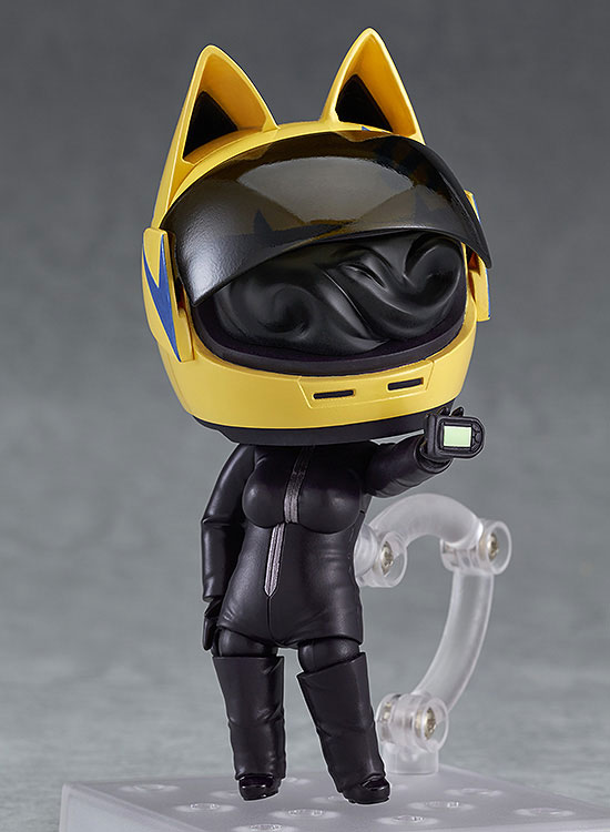 Prepare for Durarara!!x2 Ketsu with This Celty Sturluson Nendoroid 0002