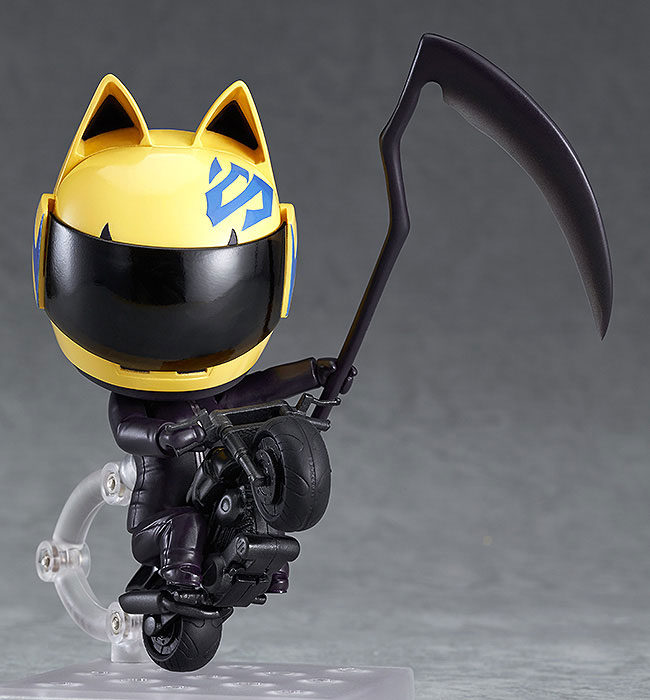 Prepare for Durarara!!x2 Ketsu with This Celty Sturluson Nendoroid 0005