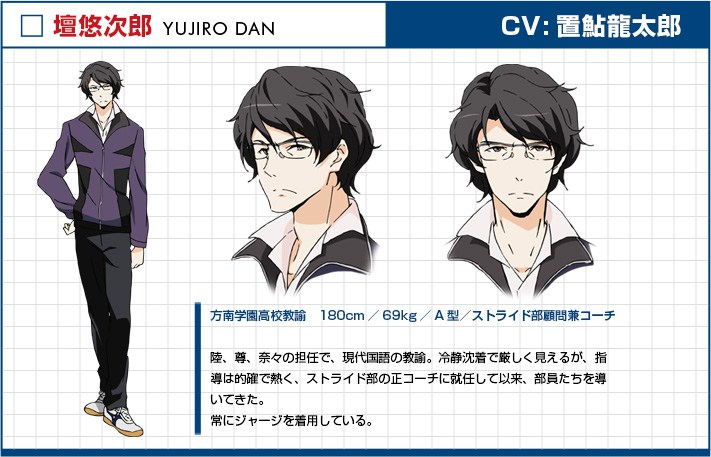 Prince-of-Stride-Alternative-Anime-Character-Designs-Yujiro-Dan