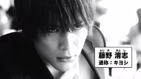 Prison School Anime Manga and Live Action Comparison Kiyoshi Fujino 1 2