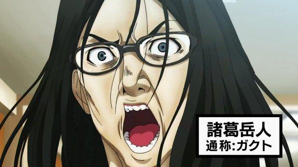 Prison School Anime Manga and Live Action Comparison Takehito Morokuzu 1