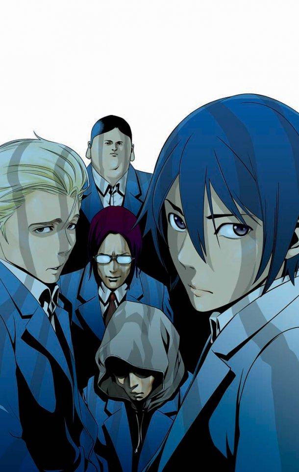 Prison School anime slated for summer 2015 haruhichan.com kongoku gakuen