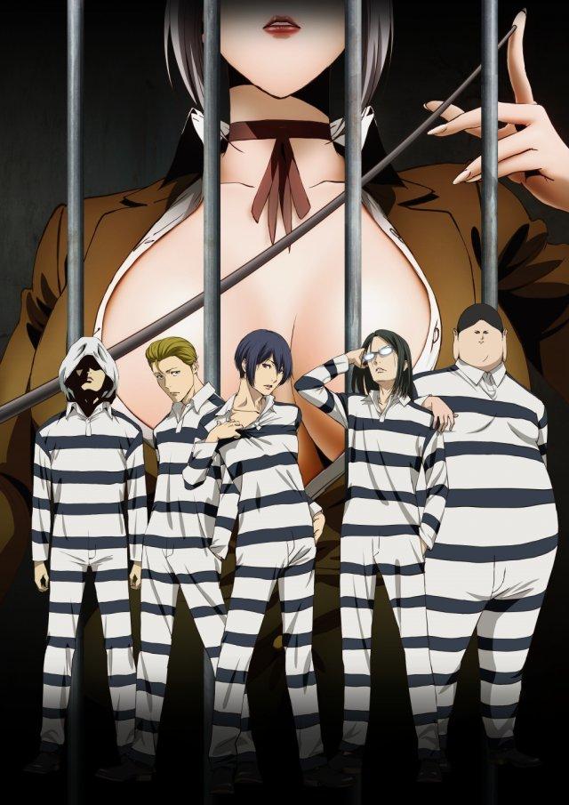Prison School anime visual kangoku gakuen anime visual