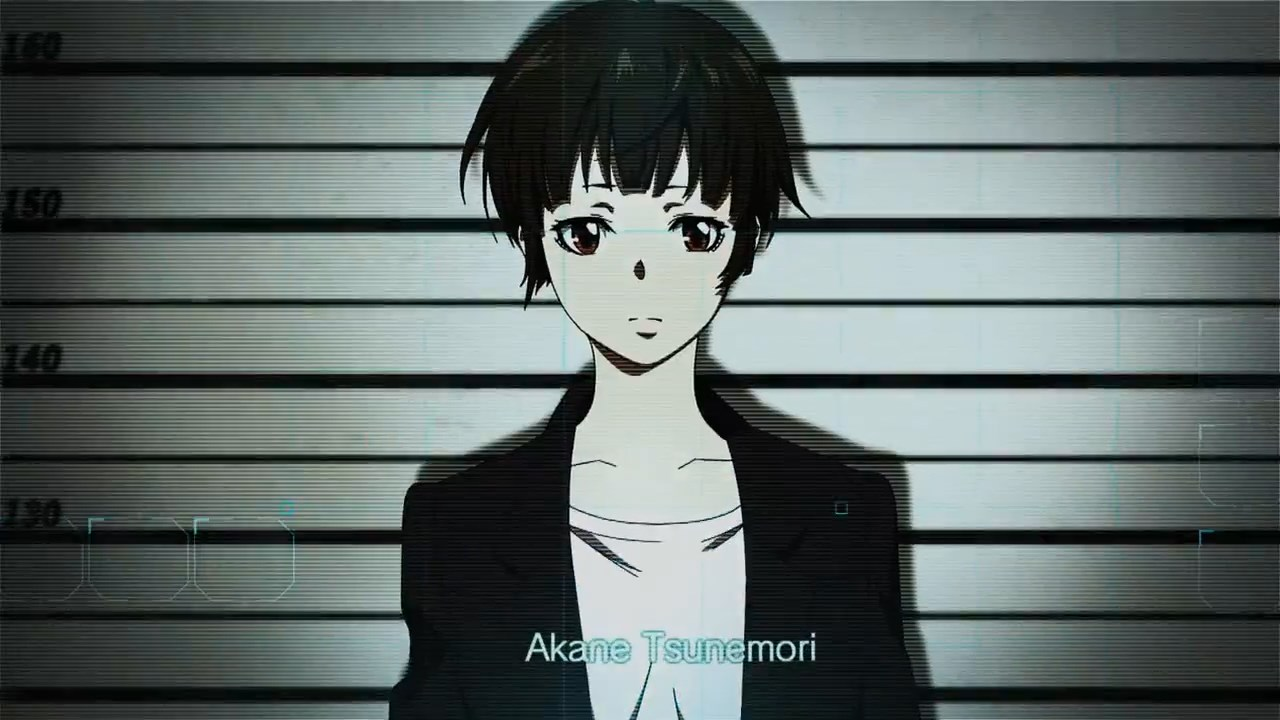 Psycho-Pass Movie Opening Theme Streamed haruhichan.com Psycho-Pass Film Opening Theme 00