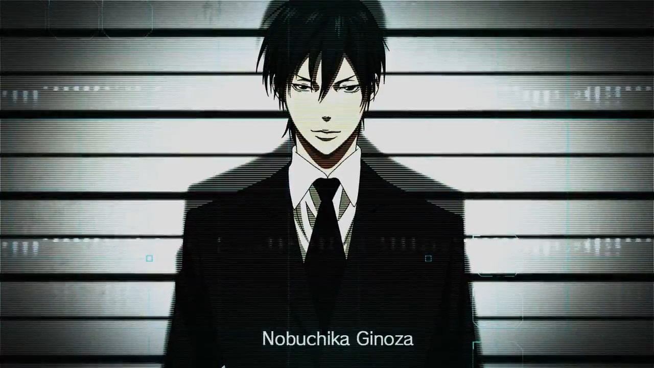 Psycho-Pass Movie Opening Theme Streamed haruhichan.com Psycho-Pass Film Opening Theme 01
