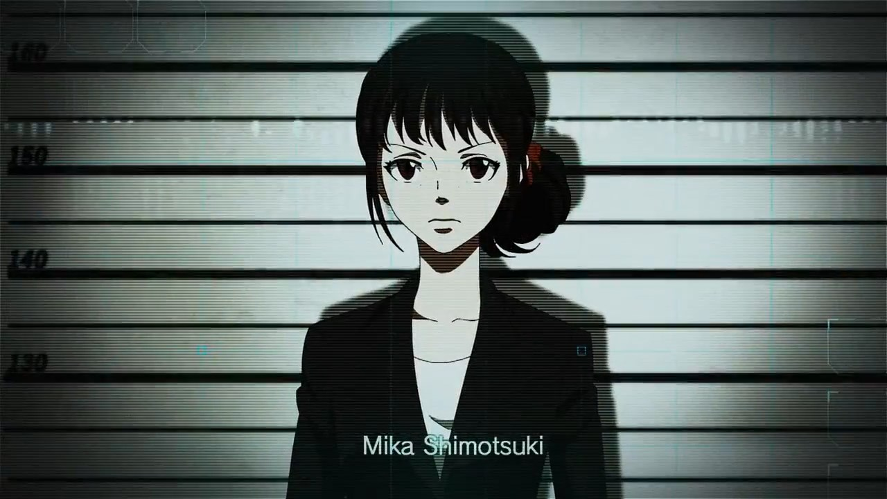 Psycho-Pass Movie Opening Theme Streamed haruhichan.com Psycho-Pass Film Opening Theme 02