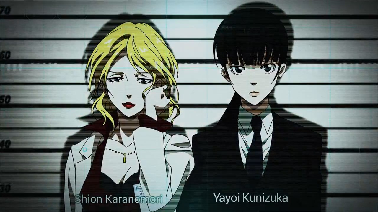 Psycho-Pass Movie Opening Theme Streamed haruhichan.com Psycho-Pass Film Opening Theme 03