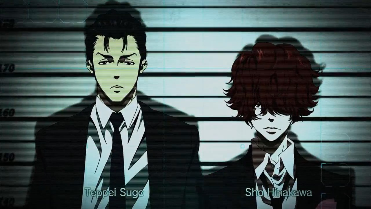 Psycho-Pass Movie Opening Theme Streamed haruhichan.com Psycho-Pass Film Opening Theme 04