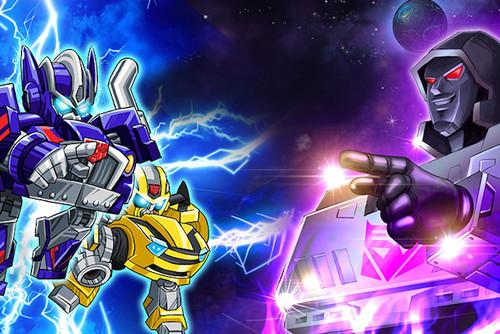 Q Transformers Kaette Kita Convoy no Nazo haruhichan.com winter 2015 anime