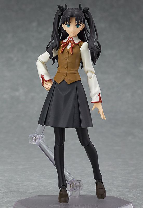 Rin Tohsaka's Figma Is Ultra Cute 00