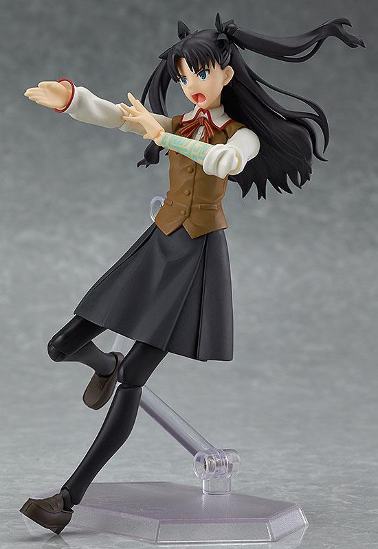 Rin Tohsaka's Figma Is Ultra Cute 01