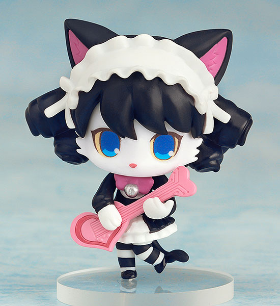 Rock out with Good Smile's New Cyan Nendoroid 3
