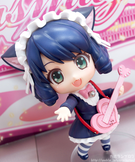 Rock out with Good Smile's New Cyan Nendoroid 8