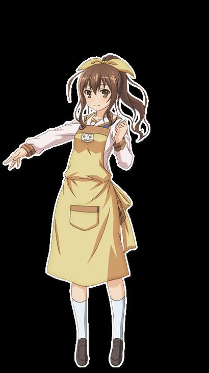 Rokujouma no Shinryakusha Aya Suzaki as Shizuka Kasagi