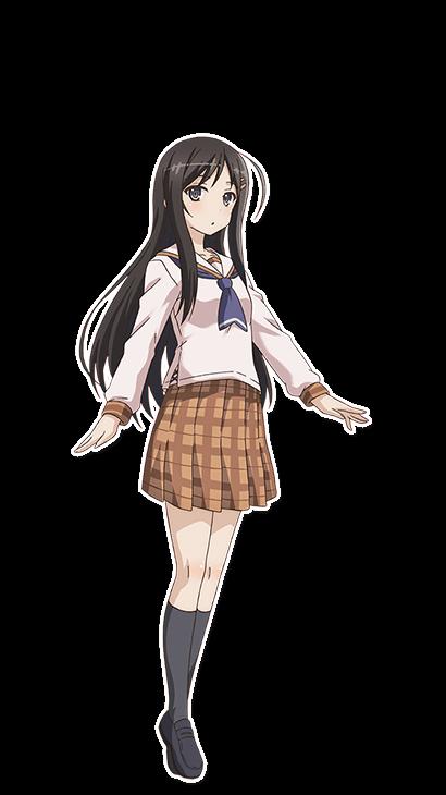 Rokujouma no Shinryakusha Megumi Takamoto as Harumi Sakuraba