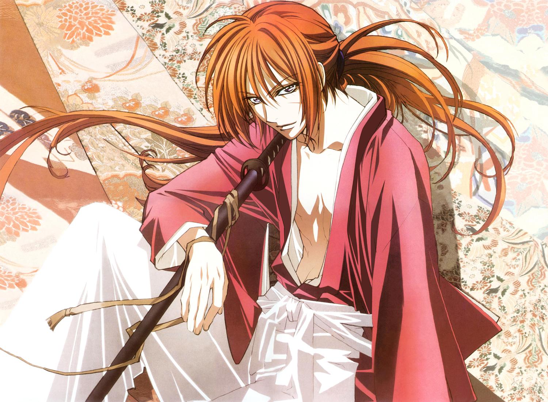 Rurouni Kenshin's Author Working on New Work