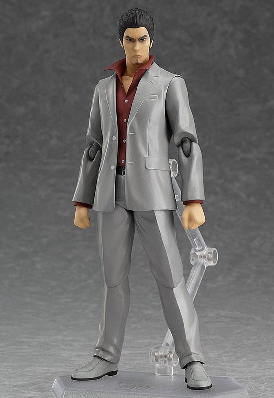 Ryu ga Gotoku Kazuma Kiryu Figma 0000