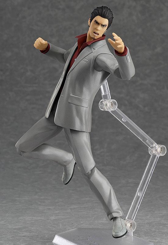 Ryu ga Gotoku Kazuma Kiryu Figma 0001