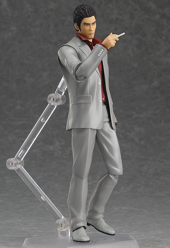 Ryu ga Gotoku Kazuma Kiryu Figma 0002