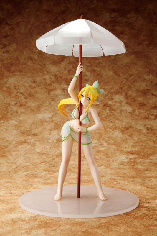 SAO Bikini Asuna and Leafa Figures 17