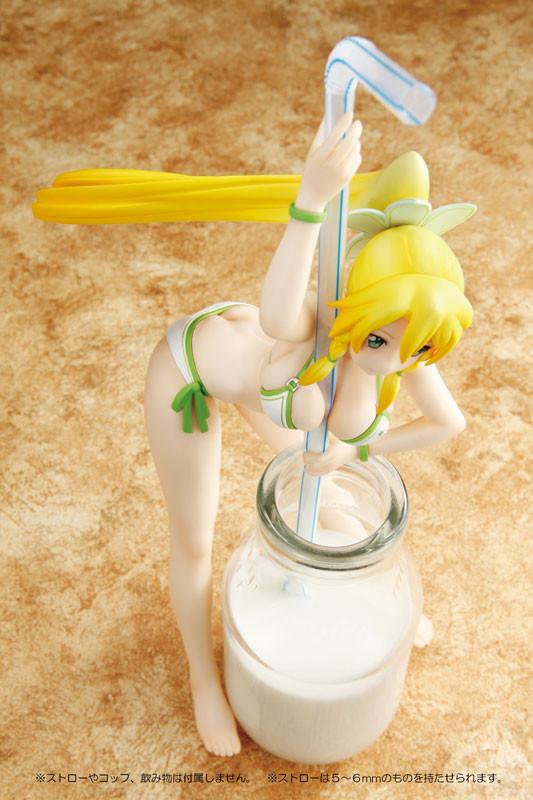 SAO Bikini Asuna and Leafa Figures 29