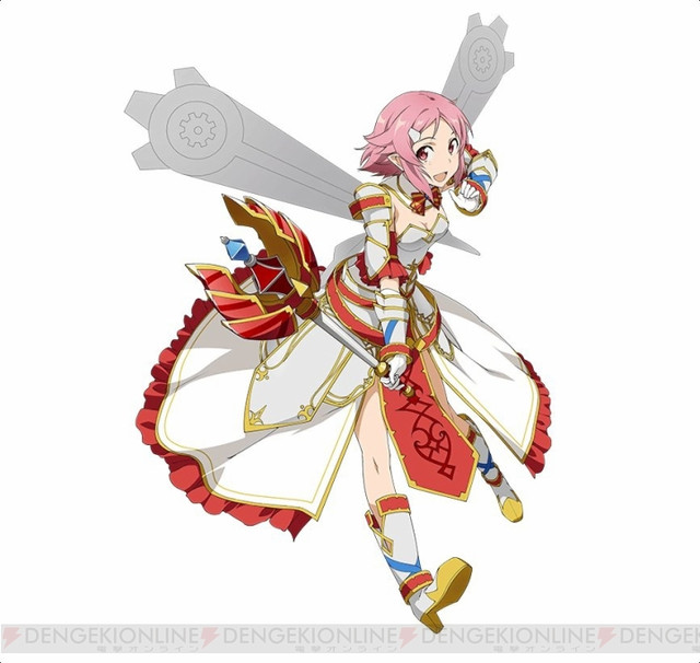 SAO Heroines Become Brides in Latest Sword Art Online Mobile Game Event 11