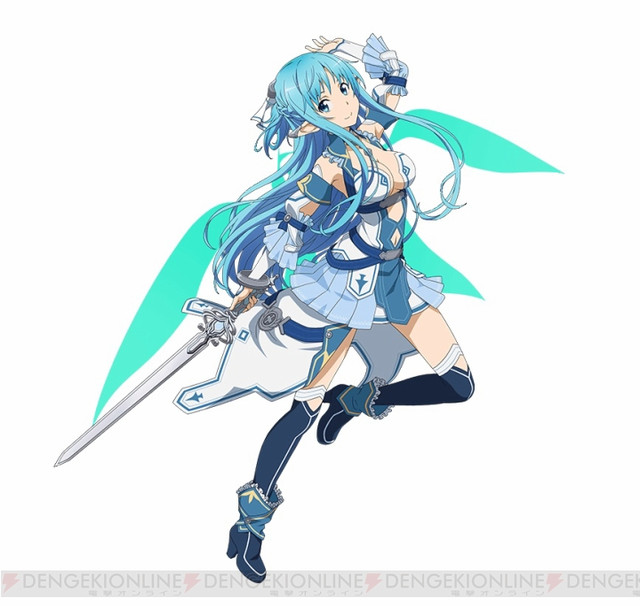 SAO Heroines Become Brides in Latest Sword Art Online Mobile Game Event 7