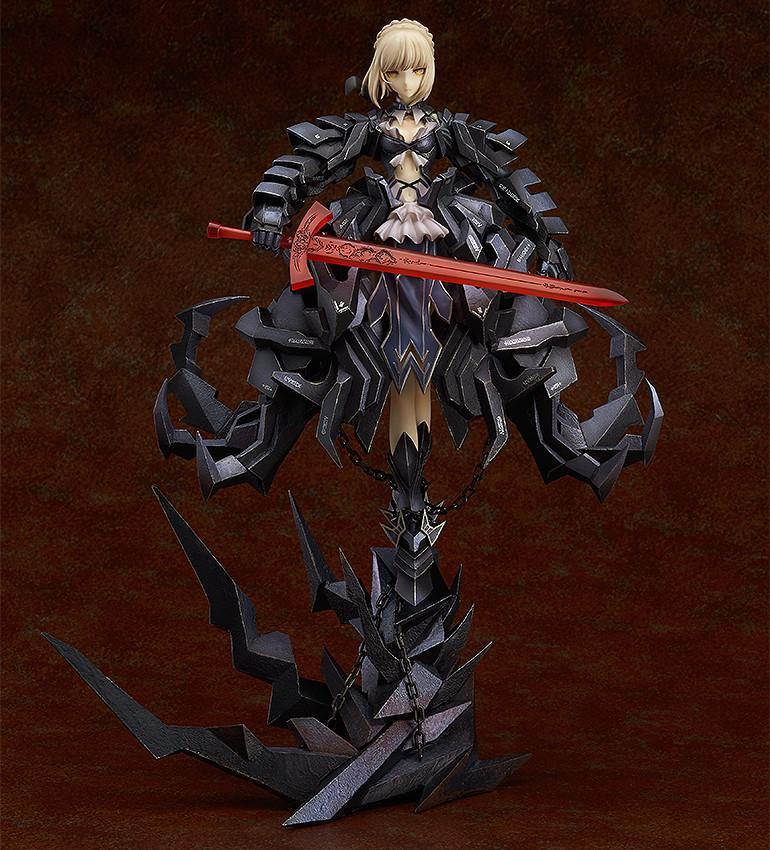 Saber Alter Figure Designed by huke Revealed 2