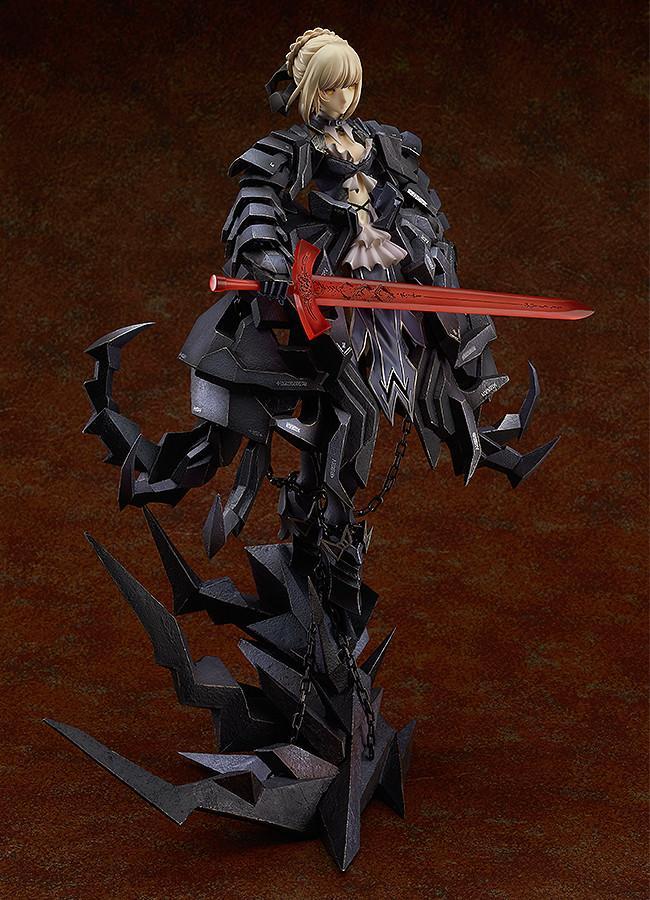 Saber Alter Figure Designed by huke Revealed 3