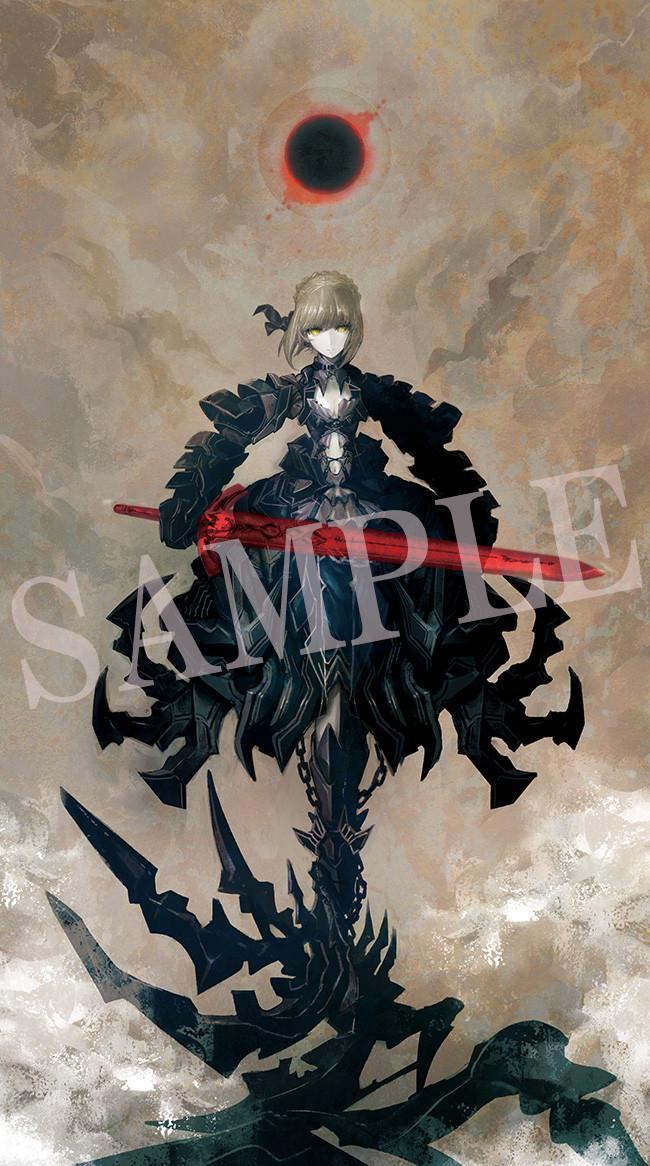 Saber Alter Figure Designed by huke Revealed 5