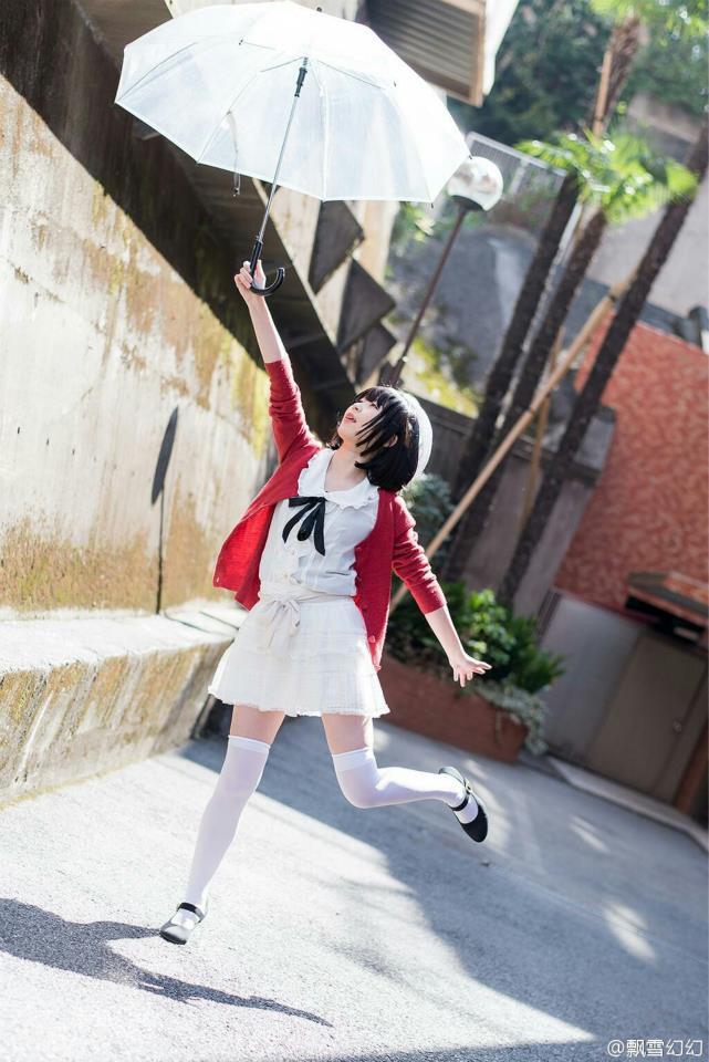 Saenai Heroine no Sodatekata Megumi Katou anime cosplay 003