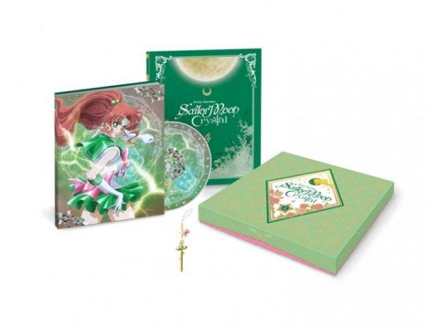 Sailor Moon Crystal Anime DVD BD Release Announced 10