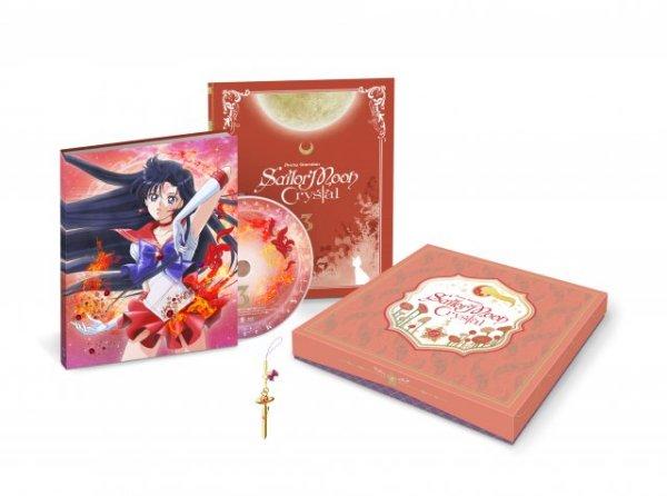 Sailor Moon Crystal Anime DVD BD Release Announced 11