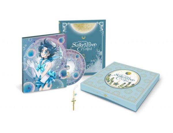 Sailor Moon Crystal Anime DVD BD Release Announced 12
