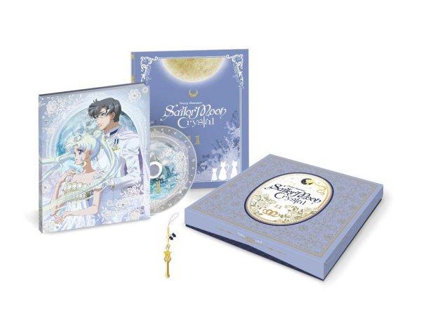 Sailor Moon Crystal Anime DVD BD Release Announced 3