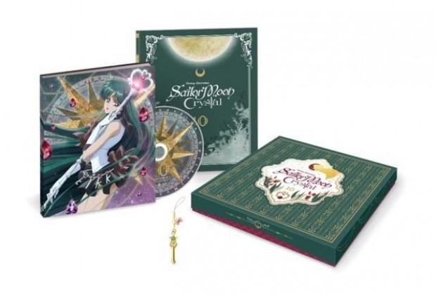 Sailor Moon Crystal Anime DVD BD Release Announced 4