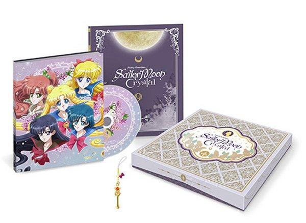 Sailor Moon Crystal Anime DVD BD Release Announced 5