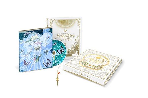 Sailor Moon Crystal Anime DVD BD Release Announced 7