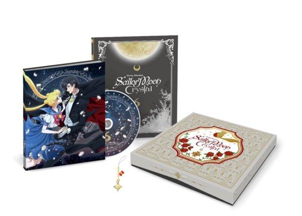 Sailor Moon Crystal Anime DVD BD Release Announced 8