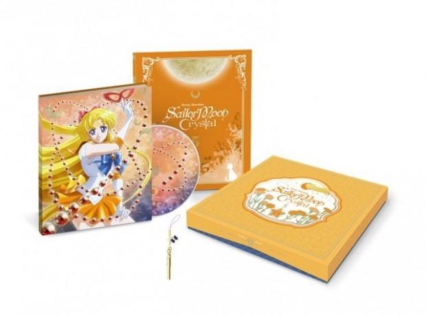 Sailor Moon Crystal Anime DVD BD Release Announced 9
