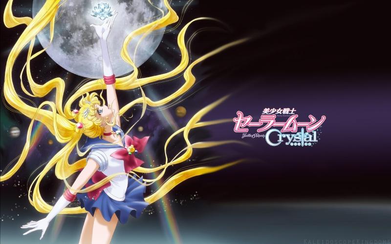 Sailor Moon Crystal Gets an English Dub