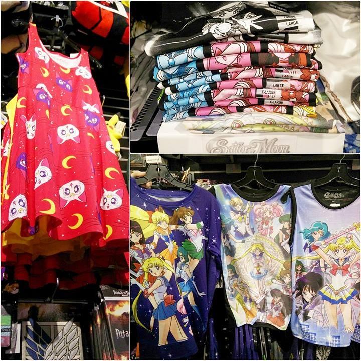 Sailor Moon Crystal New Merch 14