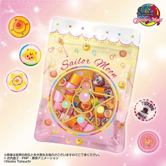 Sailor Moon Crystal New Merch 5