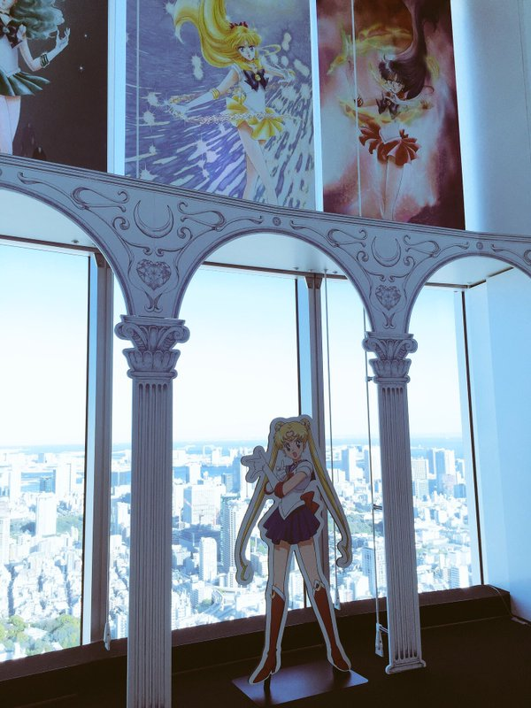 Sailor Moon Exhibition 8