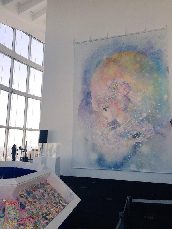 Sailor Moon Exhibition 9