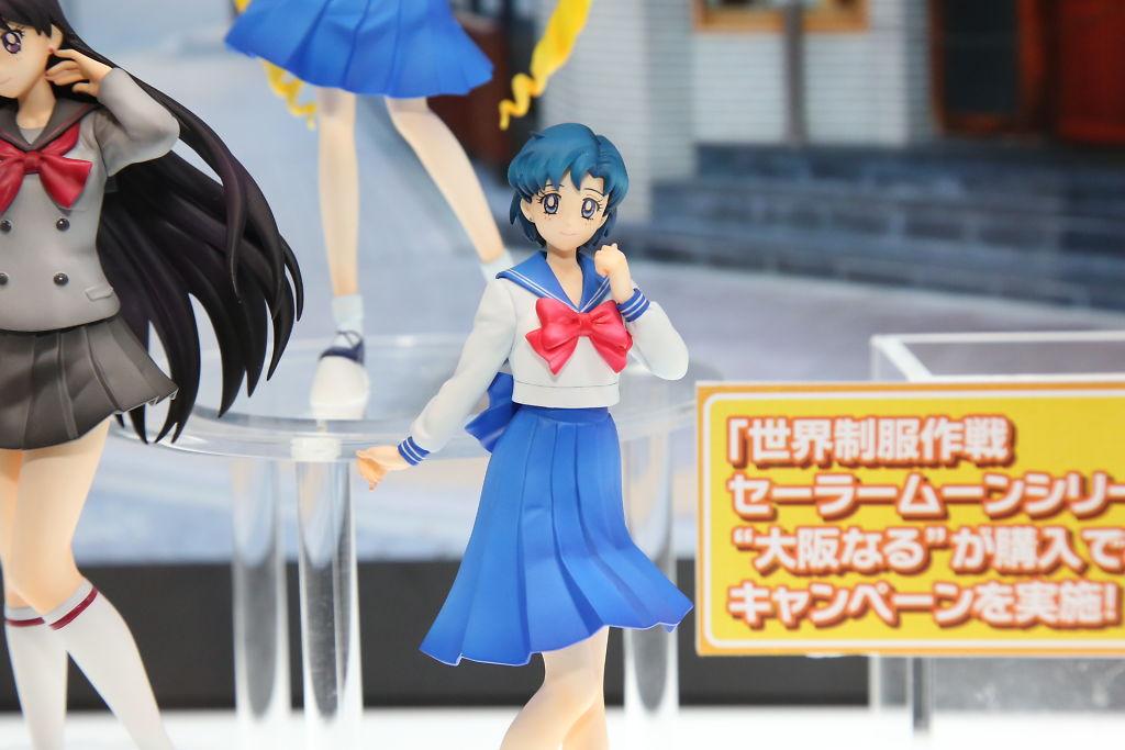 Sailor Moon Figures Revealed at Winter Wonder Festival 20155 haruhichan.com Sailor Moon Crystal Figures 16