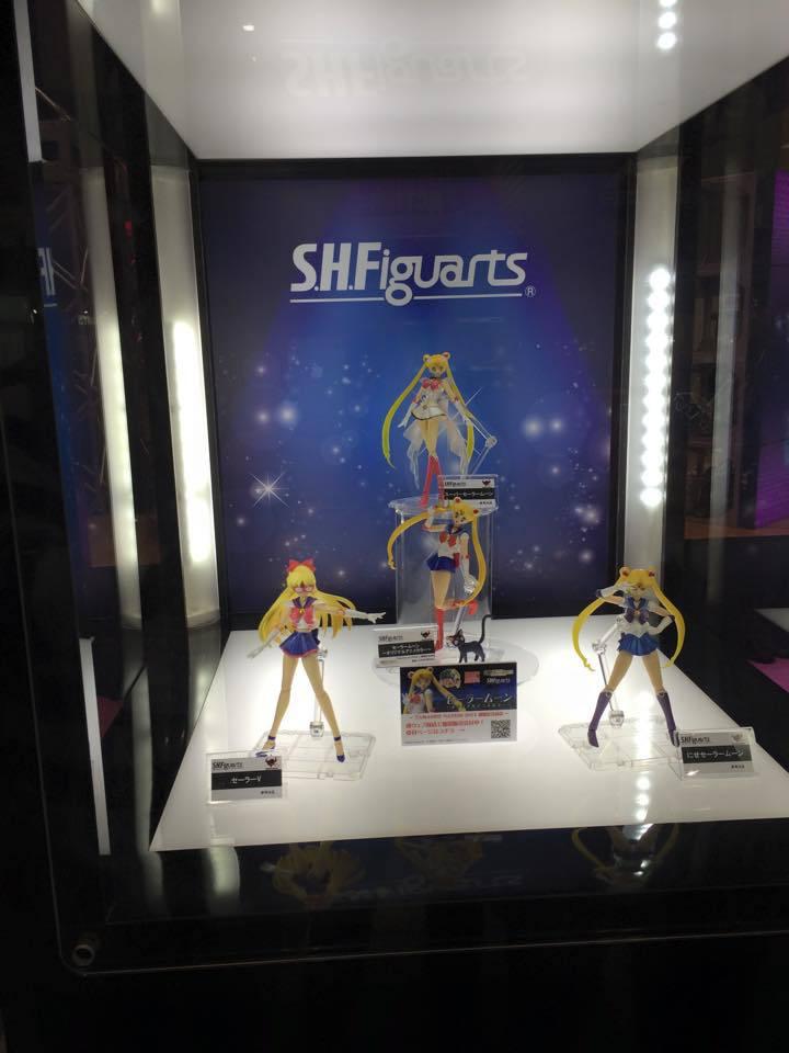 Sailor Moon Figures Revealed at Winter Wonder Festival 20155 haruhichan.com Sailor Moon Crystal Figures 3