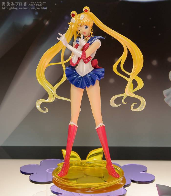 Sailor Moon Figures Revealed at Winter Wonder Festival 20155 haruhichan.com Sailor Moon Crystal Figures 4