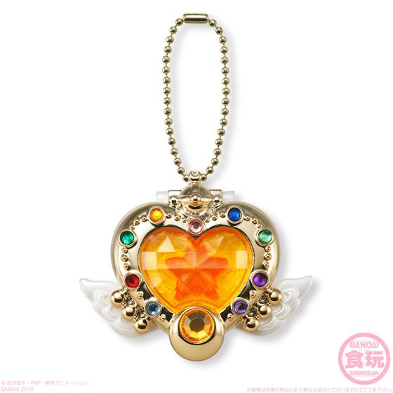 Sailor Moon Gets Third Round Of Candy Compacts 2